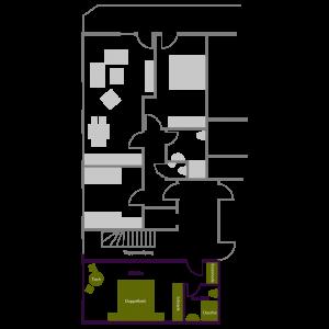 Ferienzimmer Hörnlebergblick